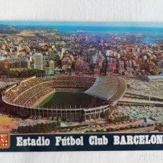 Coleccionismo deportivo: POSTAL ESTADIO F. C. BARCELONA. . Lote 175854725