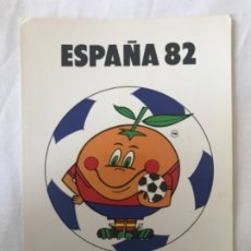Coleccionismo deportivo: ANTIGUA POSTAL ESPAÑA 82 XII CAMPEONATO MUNDIAL FÚTBOL . Lote 175958243