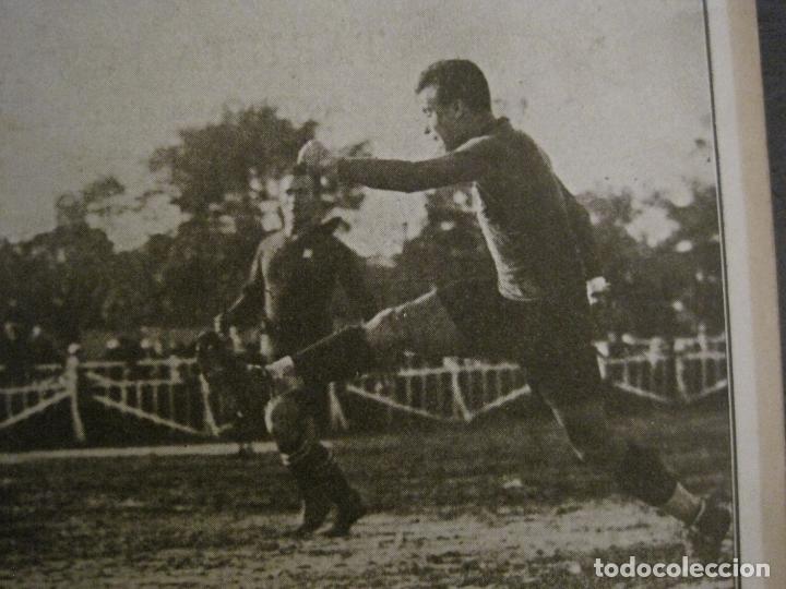 Coleccionismo deportivo: SHOOT DE SAMITIER-FC BARCELONA-ASES DEL FUTBOL-POSTAL FUTBOL-LA PELOTA SEMANAL-VER FOTOS-(62.175) - Foto 2 - 176127167