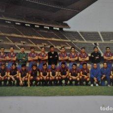 Coleccionismo deportivo: C.F. BARCELONA TEMPORADA 1970-71 (MARCIAL, JUAN CARLOS, REINA, TORRES, GALLEGO,REIXAC, ETC... Lote 176469038