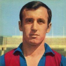 Coleccionismo deportivo: JUAN CARLOS - F. C. BARCELONA. Lote 176677473