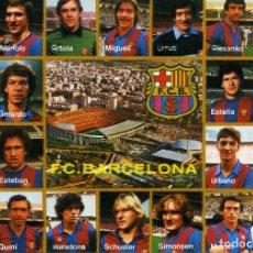 Coleccionismo deportivo: F.C. BARCELONA. Lote 176680209