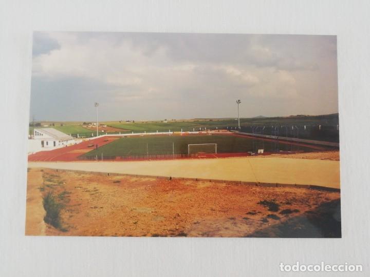 CIUDAD DEPORTIVA. OLIVENZA. BADAJOZ (Coleccionismo Deportivo - Postales de Deportes - Fútbol)