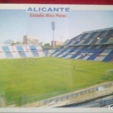 Coleccionismo deportivo: ESTADIO RICO PEREZ. ALICANTE. Lote 176808143