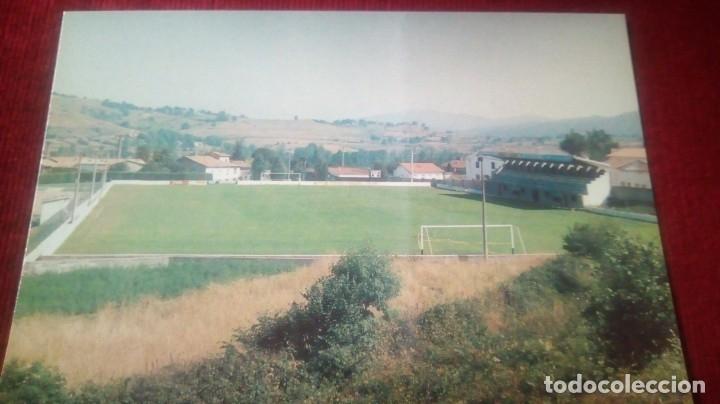 MUNICIPAL. CANTABRIA (Coleccionismo Deportivo - Postales de Deportes - Fútbol)