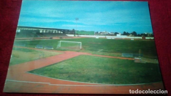 POLIDEPORTIVO MUNICIPAL. DENIA (Coleccionismo Deportivo - Postales de Deportes - Fútbol)