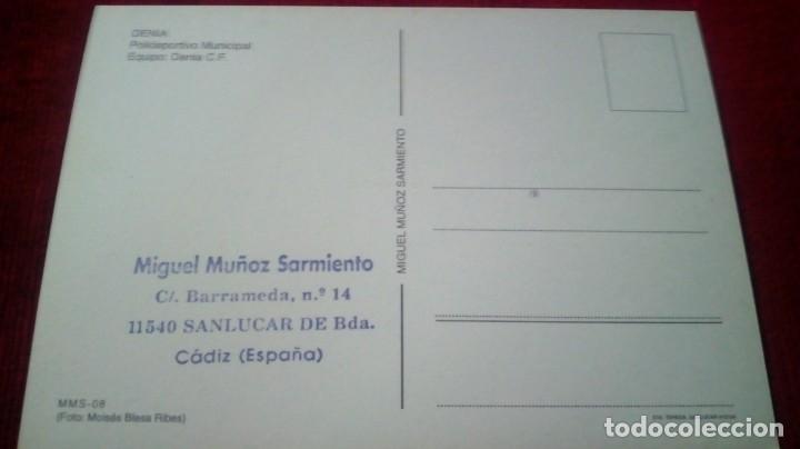 Coleccionismo deportivo: Polideportivo Municipal. Denia - Foto 2 - 177560409