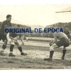 Coleccionismo deportivo: (F-191007)POSTAL FOTOGRAFICA F.C.BARCELONA-CAMPO DE LES CORTS-PAULINO ALCANTARA. Lote 177858853