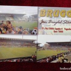 Coleccionismo deportivo: JAN BREYDEL. BRUGGE. . Lote 178000594
