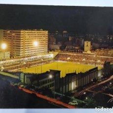 Coleccionismo deportivo: 415 LAS PALMAS DE GRAN CANARIA. ESTADIO INSULAR Y MUELLE. NOCTURNA. SIN CIRCULAR. Lote 178113612