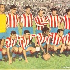 Coleccionismo deportivo: ATLÉTICO DE MADRID.- Nº 19- TEMPORADA 1965. Lote 178181401