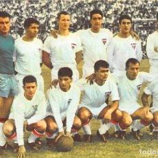 Coleccionismo deportivo: SEVILLA C.F.- Nº 31- TEMPORADA 1965. Lote 178182148