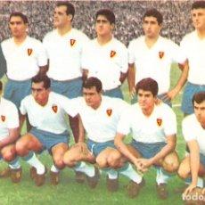 Coleccionismo deportivo: R. ZARAGOZA.- Nº 30- TEMPORADA 1965. Lote 178182501