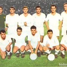 Coleccionismo deportivo: R. MADRID.- Nº 28- TEMPORADA 1965. Lote 178182585