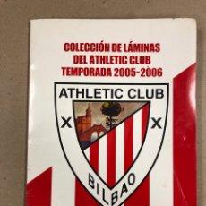 Coleccionismo deportivo: ATHLETIC CLUB. COLECCIÓN DE LÁMINAS DE LA TEMPORADA 2005/2006. MUNDO DEPORTIVO. 23 DE 25.. Lote 178345288