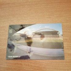 Coleccionismo deportivo: POSTAL ESTADIO SAN MAMES BILBAO SIN CIRCULAR. Lote 178397780