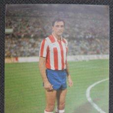 Coleccionismo deportivo: POSTAL PROMOCIONAL PUMA FUTBOLISTA MIGUEL ÁNGEL RUIZ. Lote 179071885