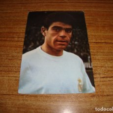 Coleccionismo deportivo: (ALB-TC-107) POSTAL SANCHIS REAL MADRID . Lote 179212365