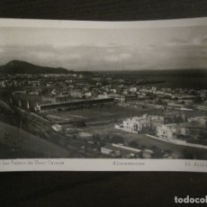 Coleccionismo deportivo: LAS PALMAS DE GRAN CANARIA-CAMPO DE FUTBOL-ALCARAVANERAS-FOTOGRAFICA ARRIBAS-VER FOTOS-(63.439). Lote 181085046