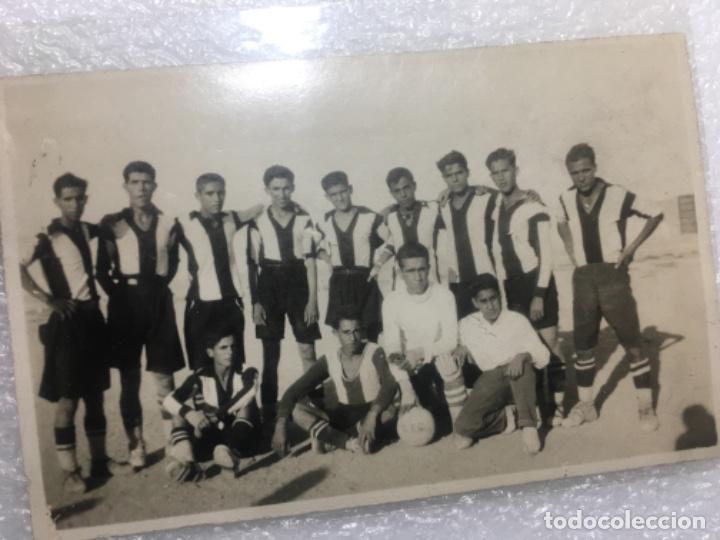 ORIGINAL (Coleccionismo Deportivo - Postales de Deportes - Fútbol)