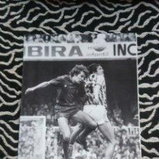 Coleccionismo deportivo: ANTIGUA FOTO LÁMINA DEL F. C. BARCELONA, BARÇA AÑOS 80 - ALLAN SIMONSEN (MIDE 23,5 X 17,8 CM). Lote 181435188
