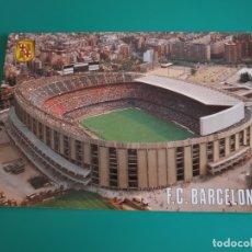 Coleccionismo deportivo: POSTAL ESTADIO NOU CAMP - BARCELONA - CAMP NOU. Lote 38914603