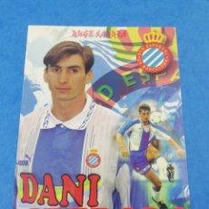 Coleccionismo deportivo: POSTAL ARTEAGA RCD ESPANYOL ESPAÑOL TEMPORADA 1996-1997 96-97 FÚTBOL.. Lote 183437888