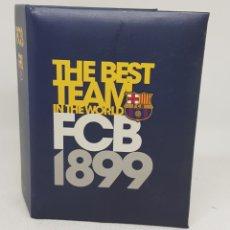 Coleccionismo deportivo: ALBUM DE FOTOS - BARCELONA FC - CAR167. Lote 183615471