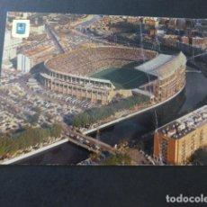 Coleccionismo deportivo: MADRID ESTADIO DE FUTBOL VICENTE CALDERON. Lote 183685215
