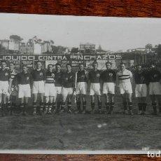 Coleccionismo deportivo: FOTO POSTAL DEL ESTADIO DE FUTBOL DE VIGO, FOTO F. LLANDE, VIGO, REVERSO ESCRITO A LAPICERO (EQUIPO . Lote 184750256