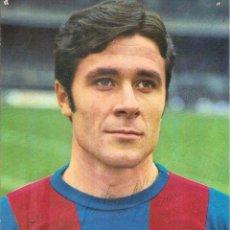 Coleccionismo deportivo: POSTAL ALFONSEDA FC BARCELONA. Lote 186300252