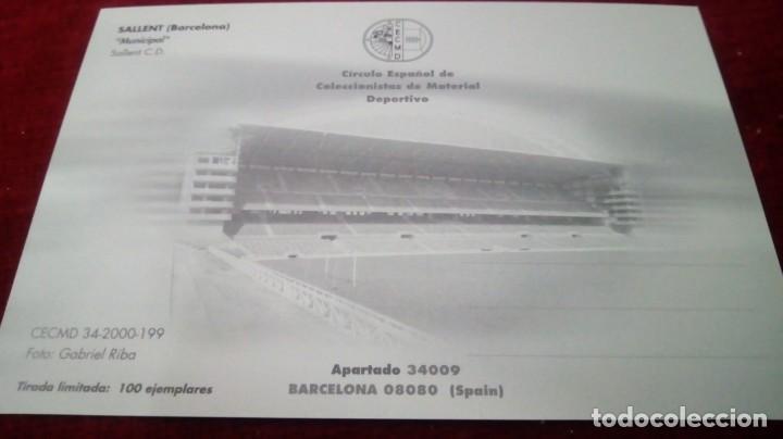 Coleccionismo deportivo: Municipal. España - Foto 2 - 187151306