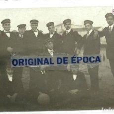 Coleccionismo deportivo: (PS-62293)POSTAL FOTOGRAFICA DE MATARO-ALUMNOS DEL COLEGIO VALDEMIA JUGANDO AL FOOT-BALL. Lote 187619381