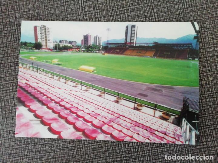 ESTADIO MISAEL DELGADO. VALENCIA. VENEZUELA. (Coleccionismo Deportivo - Postales de Deportes - Fútbol)