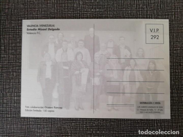 Coleccionismo deportivo: Estadio Misael Delgado. Valencia. Venezuela. - Foto 2 - 189343153