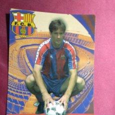 Collectionnisme sportif: TARJETA POSTAL. MEHO KODRO JUGADOR DEL FUTBOL CLUB BARCELONA.. Lote 189638987