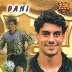 Coleccionismo deportivo: POSTAL DANI FC BARCELONA. Lote 189764565