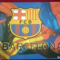 Coleccionismo deportivo: FCB BARCELONA. Lote 190975407