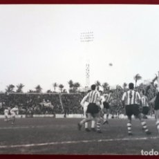 Coleccionismo deportivo: FOTOGRAFIA FUTBOL FOTO PARTIDO ELCHE 1 ATHLETICO BILBAO 1 1966 67 ORIGINAL FF7. Lote 191189127