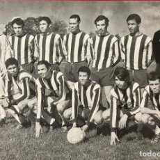 Collectionnisme sportif: TARJETA EQUIPO DE FÚTBOL K.A.C. KENITRA - MARRUECOS - EDICIONES LIBRERIA ESCOLAR (TETUÁN) - BERGAS. Lote 191218038