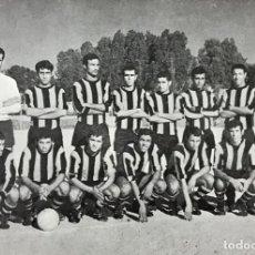 Collectionnisme sportif: TARJETA EQUIPO DE FÚTBOL U.S.K. UNÍON SPORTIVE KACEMIE - MARRUECOS - LIB. ESCOLAR (TETUÁN) -BERGAS. Lote 191218213