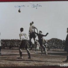 Coleccionismo deportivo: FOTOGRAFIA FUTBOL FOTO PARTIDO SEMIFINAL ALAVES BETIS 1930 ORIGINAL FF7. Lote 191219242