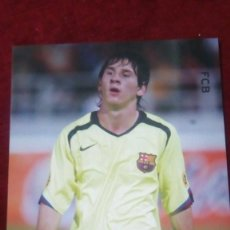 Collectionnisme sportif: MESSI. Lote 191439170