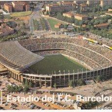 Coleccionismo deportivo: POSTAL ESTADIO DEL F.C. BARCELONA EL NOU CAP Nº B 0196. Lote 191561407