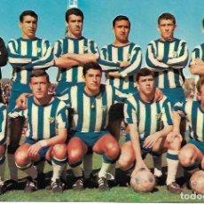 Coleccionismo deportivo: CD. MÁLAGA. POSTAL DE LA TEMPORADA 1966-67. Lote 191739180