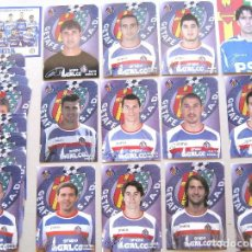 Coleccionismo deportivo: SET 25 POSTALES GETAFE CF MADRID 2007-08 POSTAL 10X15 CM OFICIAL FUTBOL POSTCARDS CARDS R20. Lote 192904186