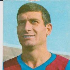 Coleccionismo deportivo: CALENDARIO FUTBOL 1969 -- F.C. BARCELONA 1968-69 -- ELADIO . Lote 194222076
