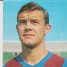 Coleccionismo deportivo: CALENDARIO FUTBOL 1969 -- F.C. BARCELONA 1968-69 -- ZALDÚA. Lote 194222326