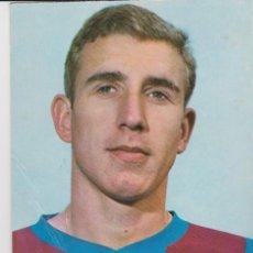 Coleccionismo deportivo: CALENDARIO FUTBOL 1969 -- F.C. BARCELONA 1968-69 -- REIXACH . Lote 194222520