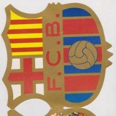 Coleccionismo deportivo: F.C. BARCELONA -- FELICITACIÓ DE NADAL . Lote 194225185